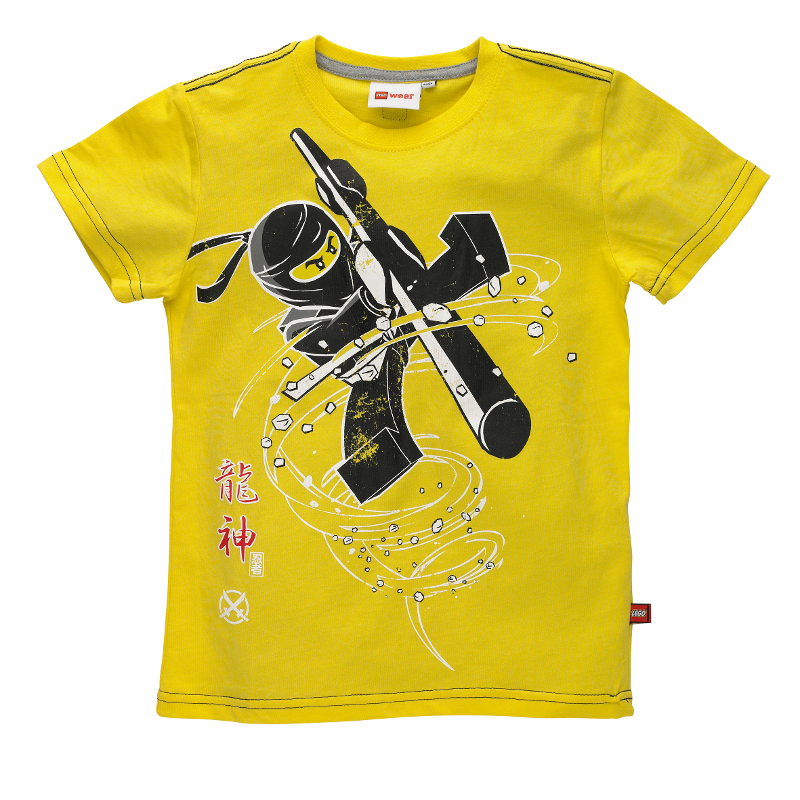 LEGOkläder - LEGO Wear Ninjago kortärmad t-shirt TERRY 401 - Bokextra 00f5bef39df7d