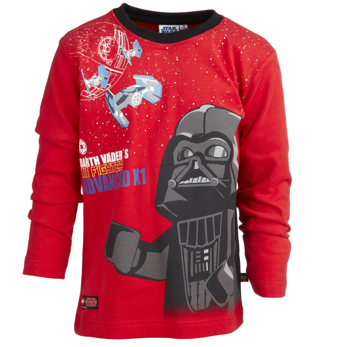LEGOkläder - LEGO Wear Star Wars långärmad t-shirt TERRY 652 - Bokextra 3f10f3e5eba73