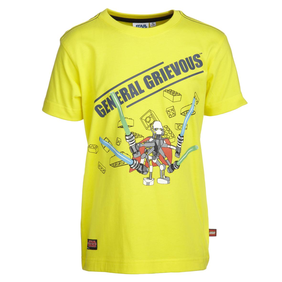 LEGOkläder - LEGO Wear Star Wars kortärmad t-shirt TERRY 656 - Bokextra 2dc1fb8f3e5b7