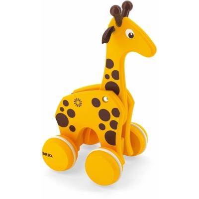 Leksaker - Brio Dragleksak Giraff 30200 - Bokextra 484b54a8d0b41