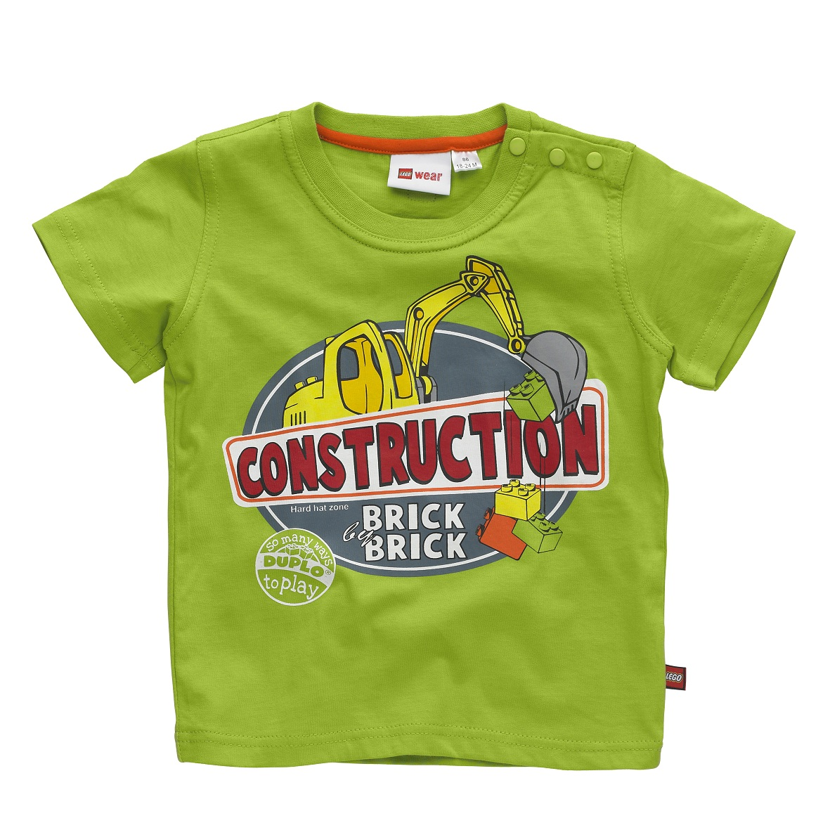LEGOkläder - LEGO Wear Duplo kortärmad t-shirt TINO 304 - Bokextra b84a0a092eabc