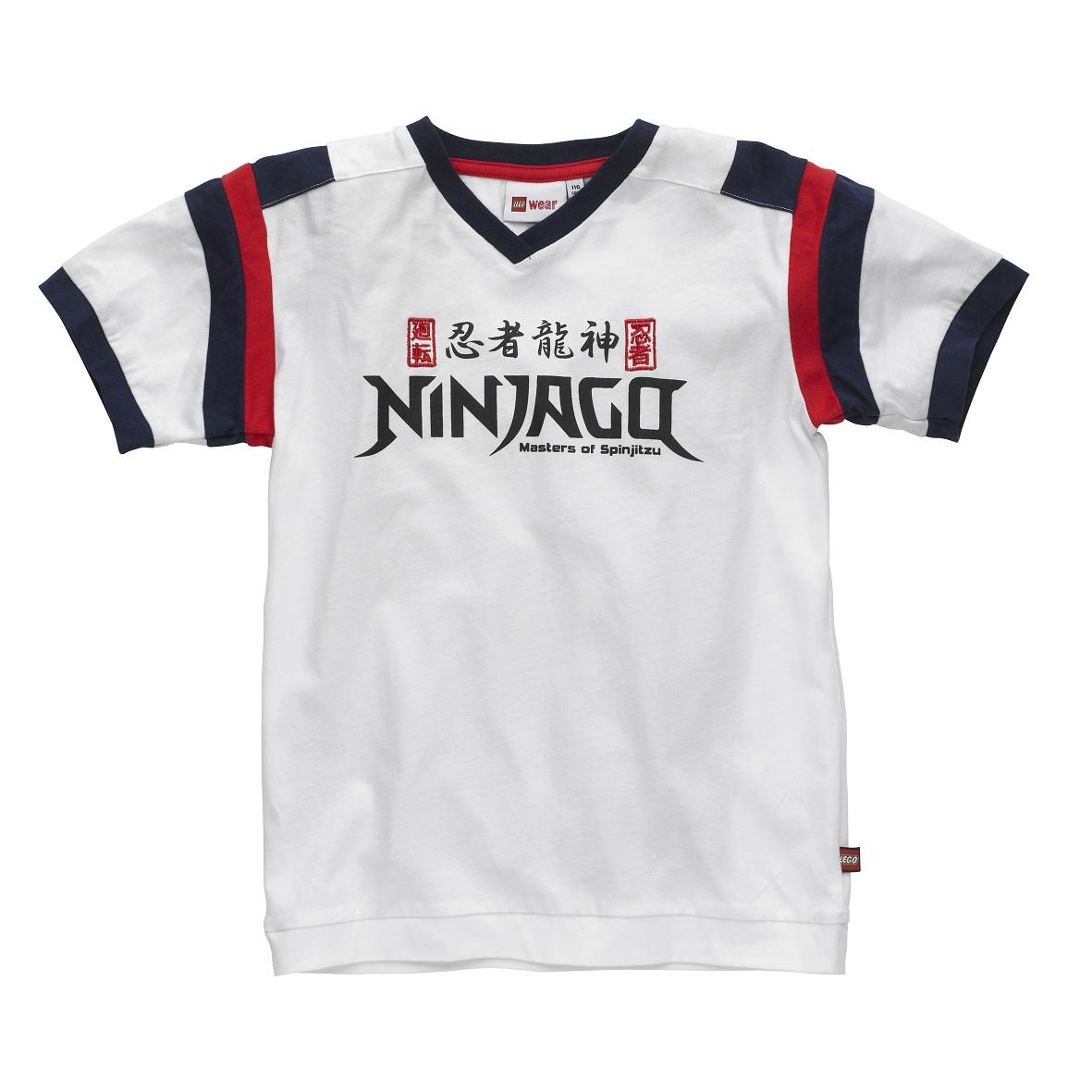 LEGOkläder - LEGO Wear Ninjago kortärmad t-shirt TERRY 403 - Bokextra 25a283b9e18ac