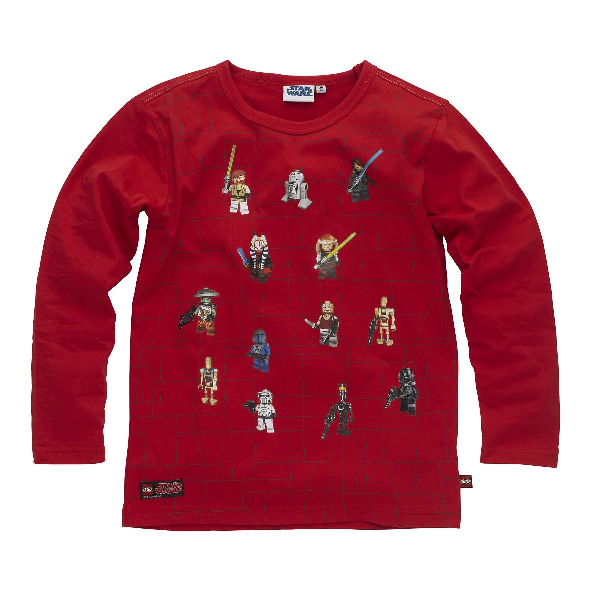 LEGOkläder - LEGO Wear Star Wars långärmad t-shirt TERRY 320 - Bokextra 3be4bc0e7a522