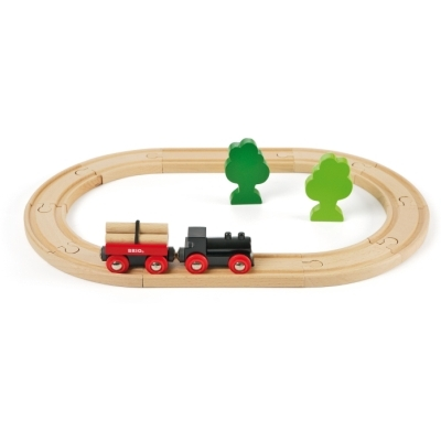 Wooden Trains Toys 108