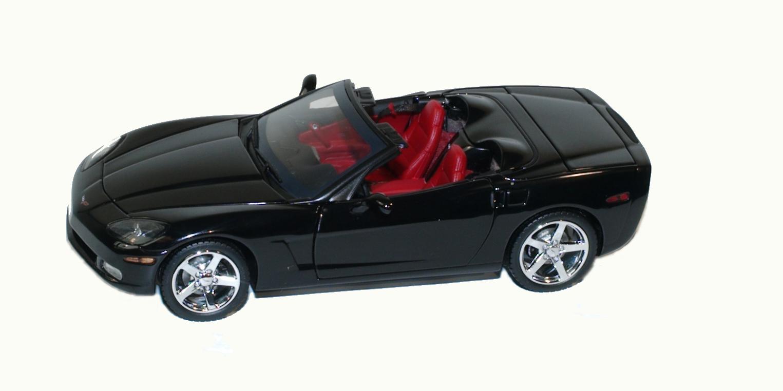 The franklin mint   corvette   bokextra