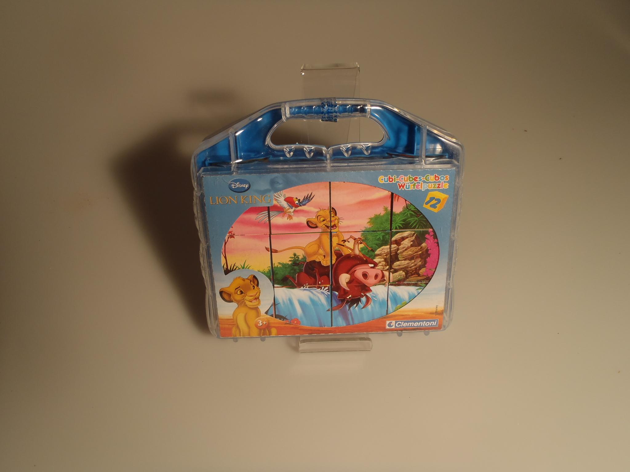 Leksaker - Pussel Disney Leijon Kungen 3D - Bokextra a0eb4d27dbef6
