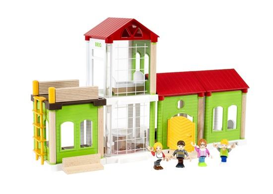 Leksaker - BRIO hus vårt hus 33941 - Bokextra ce4582a23c11b