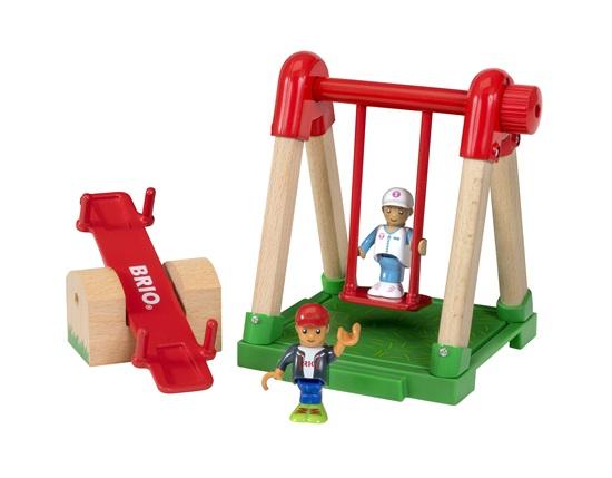 Leksaker - BRIO Vår lekplats 33948 - Bokextra 4d79e3d5b92ac