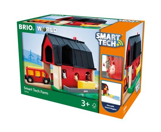 Leksaker - BRIO Smart Tech Bondgård 33936 - Bokextra 1480a790aaf7d