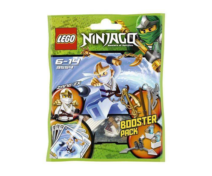 5702014837263 31 skickas omgående lego 9554 lego ninjago zane zx 9554